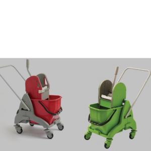 mop bucket trolleys